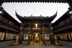 中國蘇州嘉應會館美術館